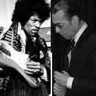 Jimi Hendrix ontmoet Jules Deelder