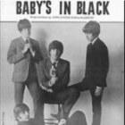 Astrid Kirchherr inspireert Baby's In Black'