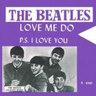De eerste Beatlesingle: 'Love Me Do'