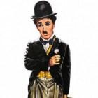 Charlie Chaplin: van armoede tot rijkdom
