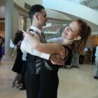 Muziek en maat bij stijldansen