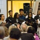 Met een lelijke stem kun je evengoed mooi zingen in een koor