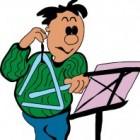Muziekinstrumenten zelf maken: maak een triangel