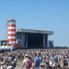 Concert at Sea: Zeeuws festival op de Brouwersdam