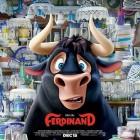 Rico Verhoeven als stier in animatiefilm Ferdinand (2017)
