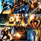 Het Oranje-Blauw Contrast in Filmposters
