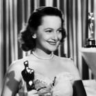Olivia de Havilland: filmster uit 'Gone with the Wind'