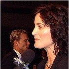 Actrice Carrie Ann Moss