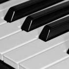 Waar liggen de tonen op de piano?
