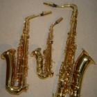 """Saxofoonmethode """"Horen, lezen en spelen, deel 3"""""""