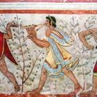 Muziekinstrumenten: Vóór de middeleeuwen