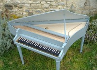 Spinet / Bron: Rouaud / Wikimedia Commons