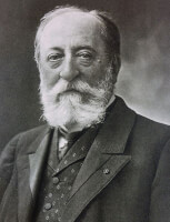 Camille Saint-Saens / Bron: Nadar, Wikimedia Commons (Publiek domein)
