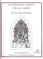 <I>50 Christmas Carols for All Harps</I>