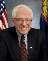Bernie Sanders / Bron: United States Congress, Wikimedia Commons (Publiek domein)