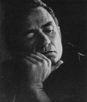 Johnny Cash in 1969 / Bron: Joel Baldwin, Wikimedia Commons (Publiek domein)