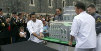 Een fragment uit 'Cake Boss' / Bron: West Point Public Affairs, Wikimedia Commons (CC BY-2.0)
